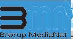 Brørup MedieNet logo